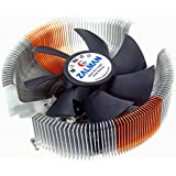 Zalman Silent Fan, Circular Aluminum and Copper Cooling cnps7000-alcu Red/Silver