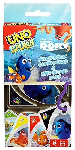 Finding Nemo Drinking Game (Mattel Games UNO Splash Finding Dory)