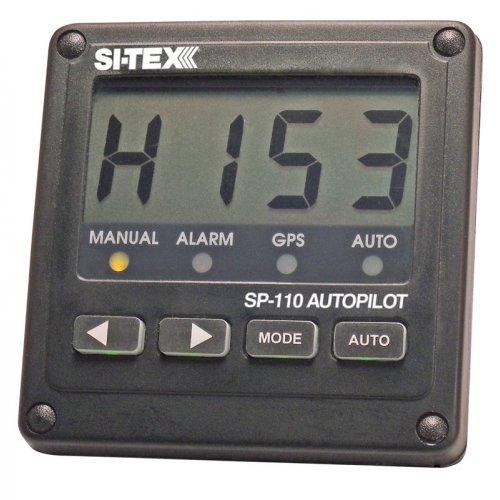 1 - SI-TEX SP-110 System w/Rudder Feedback & Type S Mechanical Dash Drive (Feedback Unit Rudder)