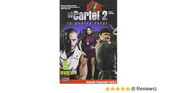Amazon.com: Cartel-Season 2 Pt 2: Guerra Total: El Cartel ...