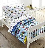 Wildkin 100% Cotton 4 Piece Toddler