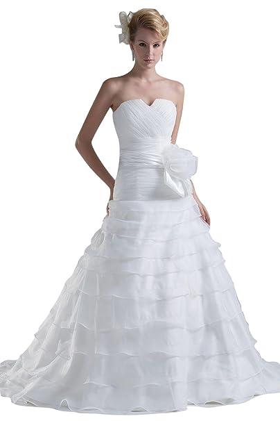 Beauty-Emily Corte Sirena Adelgazan los Vestidos de Noche Formales Elegantes acodados Plisados ?