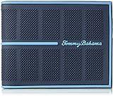 Tommy Bahama Men's Rubber Slimfold Wallet