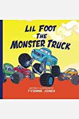 Lil Foot The Monster Truck Paperback