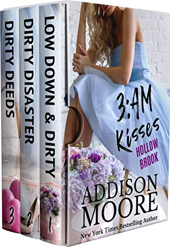 Hollow Brook, 3:AM Kisses: Boxed Set by [Moore, Addison]