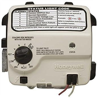 """American calentador de agua gidds-110578 Honeywell – Válvula de gas natural Gas 2 """""""
