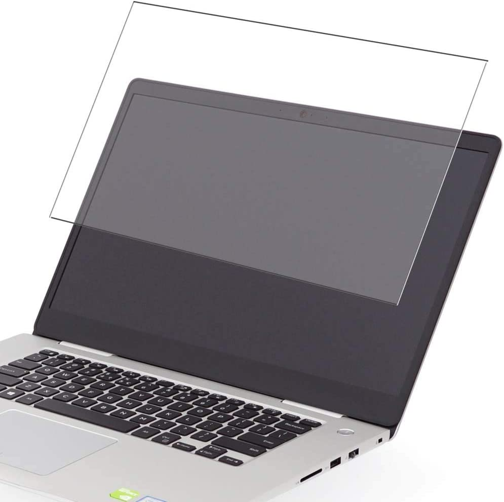 Puccy Privacy Screen Protector Film, Compatible with Dell Inspiron 15 7000 (7580) 15.6