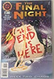 download ebook the final night 2: the end is here, week two: chaos november 1996 pdf epub