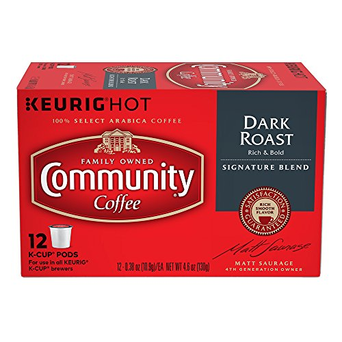 Community Coffee Single Serve Roast 72 Count product image