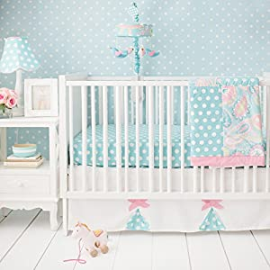 51I7%2BRL8M0L._SS300_ Nautical Crib Bedding & Beach Crib Bedding Sets