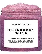 Blueberry, Coconut & Himalayan Scrubs