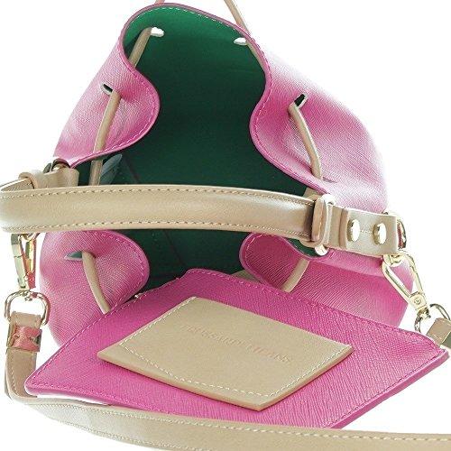 TRUSSARDI Trussardi Borsa tracolla rosa JEANS Pink by donna a xBnrwxE4qO