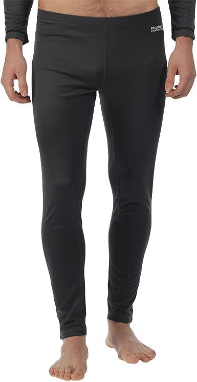 Regatta Womens Womens Beckley Anti-Bacterial Wicking Top /& Pant Baselayer Set Long Sleeves Base Layer