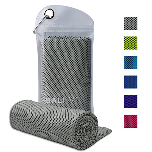 Balhvit Cooling Towel, 40'x12' Ice Towel,...
