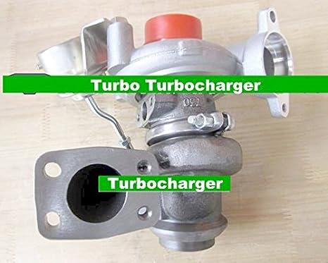 Amazon.com: GOWE Turbocharger for TD02 49173-07508 49173-07504 Turbocharger For FORD Focus Fiesta Fusion C-MAX Peugeot 207 307 Berlingo For Citroen C3 C4 ...