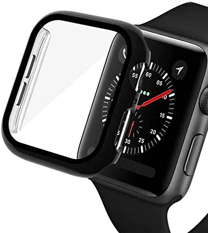 Amazon.com: Funda protectora compatible con Apple Watch ...