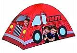 Fire Truck Play Tent