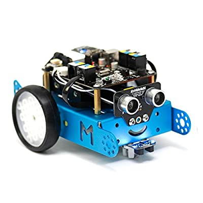Makeblock Arduino Vehicle Robot mBot Educational Kit for Kids and Adults (2.4G Version)