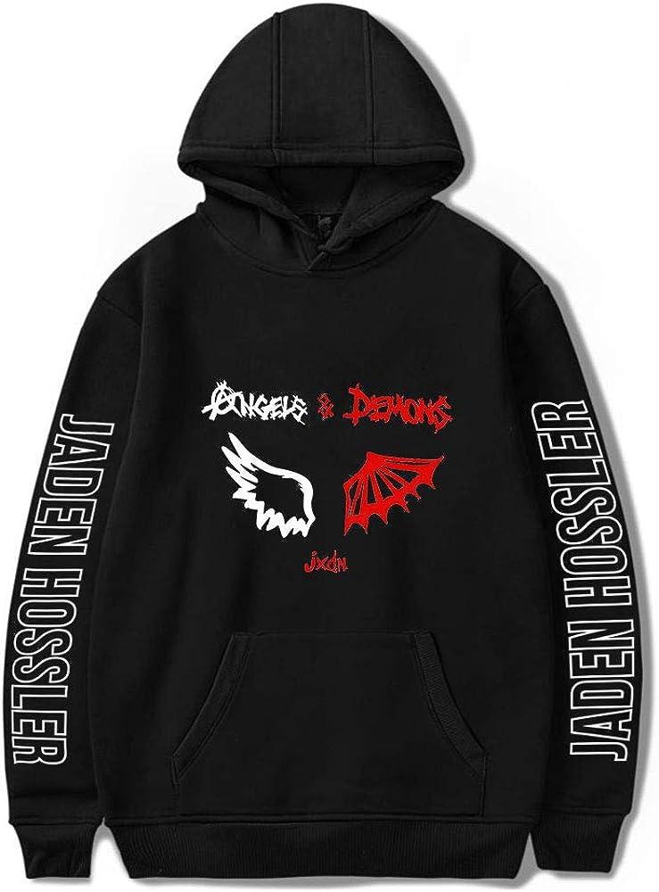 TG Hoodie Jaden Hossler Unisex De Manga Larga Street Fashion Hoodie Casual Fun Hoodie XXS-XXL Size