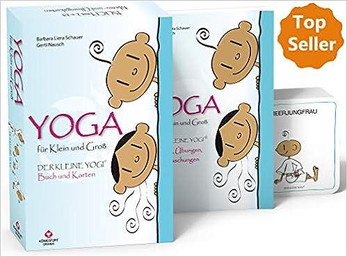 Yoga für Klein und Groß: Der kleine Yogi: Amazon.es: Gerti ...