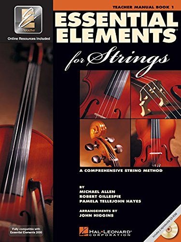 Essen.Elem.F/Strings,Bk.1:Tchr.+Cd+Code