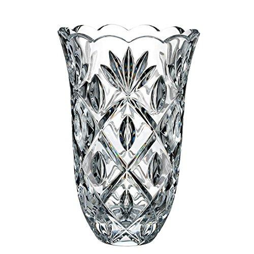 """Waterford Crystal Sara 10"""" Vase"""
