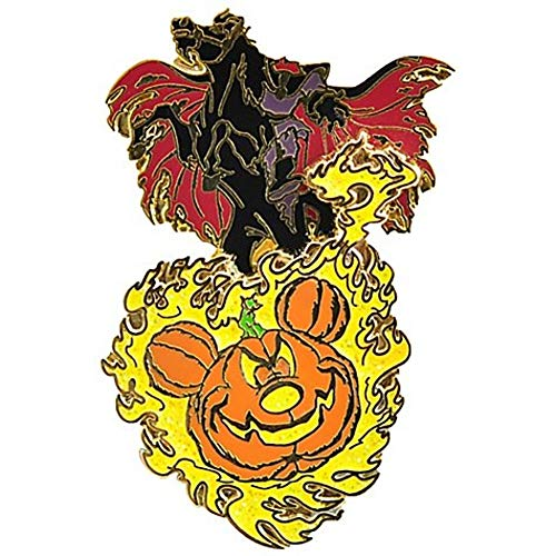 Disney Halloween Headless Horseman Mickey Mouse -