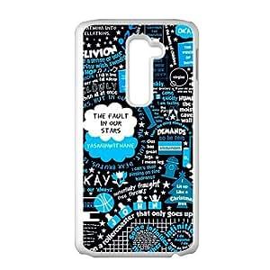 HDSAO Cest la vie simple patten Cell Phone Case for LG G2