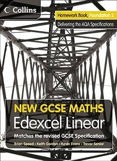 New Gcse Maths Edexcel Linear Homework Book Higher 1 Hour - image 5