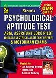 Railway Psychological Test (English)