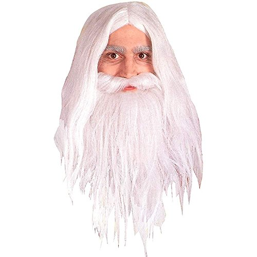 Rubies Adult Gandalf Beard Wig
