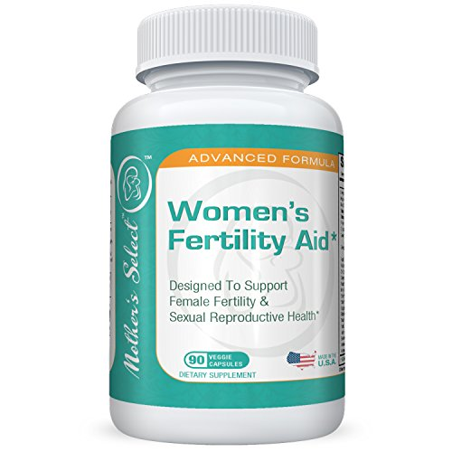Mothers Select Supplement Conception Ingredients product image