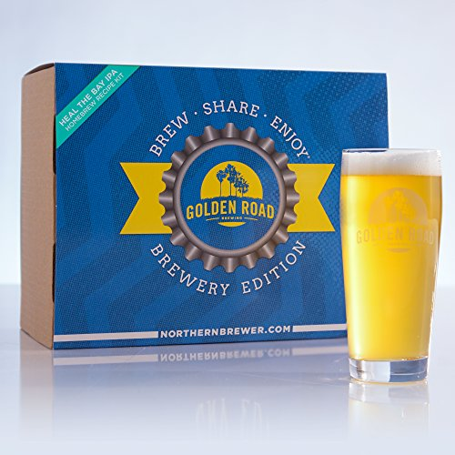 Heal the Bay IPA - Golden Road Brewing Homebrew Beer Brewing Recipe Kits - Brew Share Enjoy Brewery Edition Malt Extract Beer - The Heal Bay Los Angeles