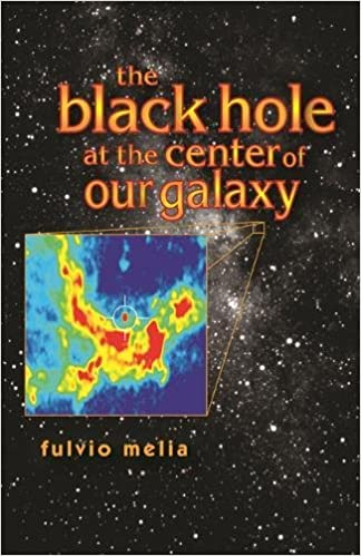 The Black Hole at the Center of Our Galaxy: Fulvio Melia