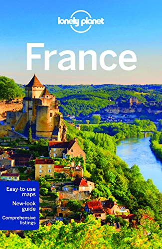 Lonely Planet France (Travel Guide) ()