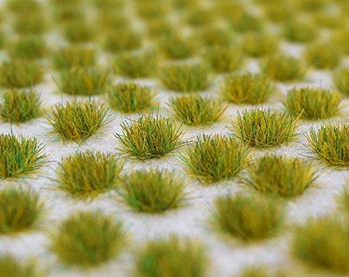 (WWS Spring Grass 4mm Self Adhesive Static Grass x 100 Tufts SPR004)