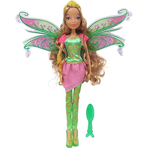 Winx Club Bloomix Power Flora Doll by Jakks Pacific