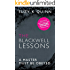The Blackwell Lessons (Teacher Student Romance): New Adult / College Romance (Ivy Lessons Series Book 4)