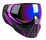HK Army KLR Goggles - Argon - Black / Purple w/ Cobalt Mirror Thermal Lens