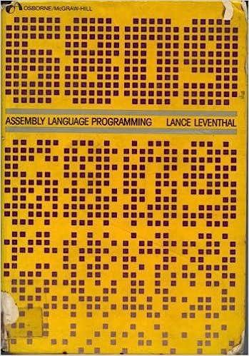 6809 Assembly Language Programming: Amazon co uk: Lance A  Leventhal
