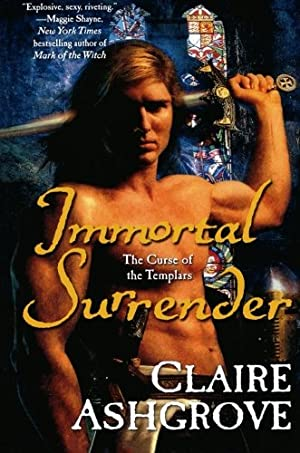 book cover of Immortal Surrender