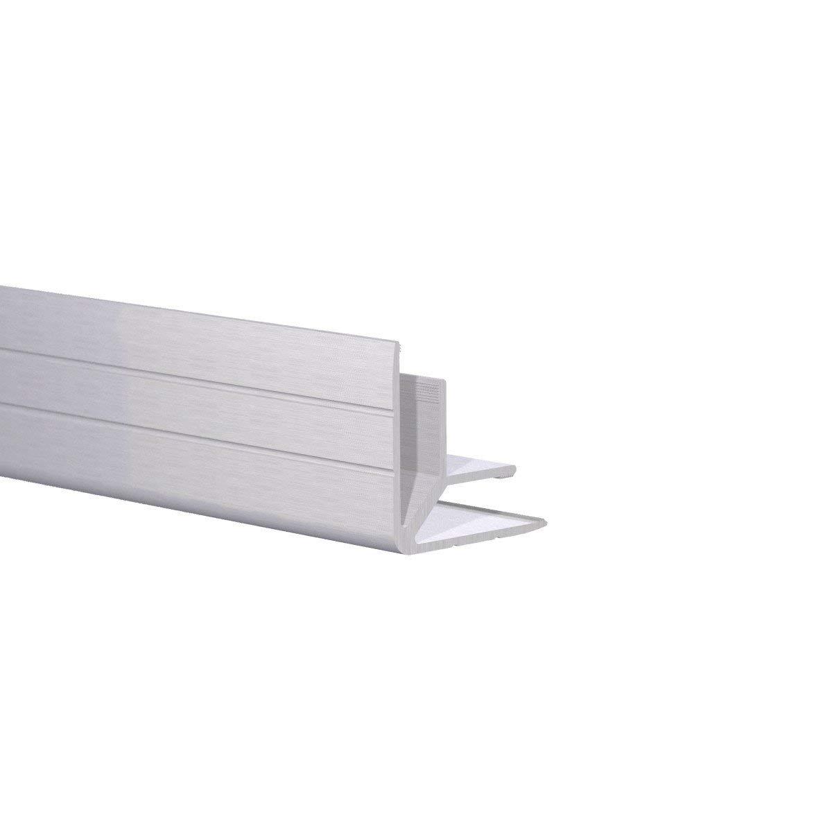 Orange Aluminum - Double Angle Edge (Fits 1/4'' Material) by Orange Aluminum
