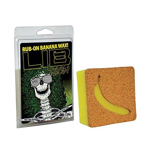 banana wax snowboard - 3