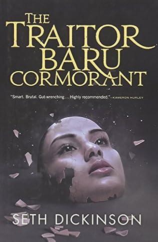 book cover of The Traitor Baru Cormorant