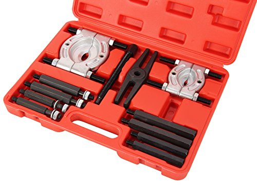 Yoke Puller Kit - Shankly 5 Ton Capacity Bearing Pullers, Bearing Puller Set and Bearing Separator Kit