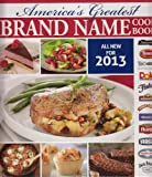 America's Greatest Brand Name Cookbook, The Bradford Exchange Press, 1939443008