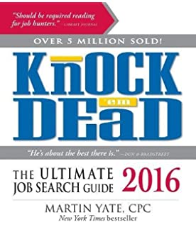 Knock U0027Em Dead 2016: The Ultimate Job Search Guide  Knock Em Dead Resumes