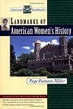 img - for Landmarks of American Women's History (American Landmarks) book / textbook / text book