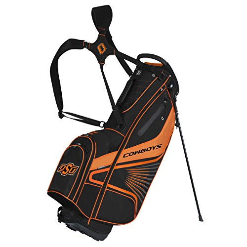 Team Effort Oklahoma State Cowboys Gridiron III Stand Bag