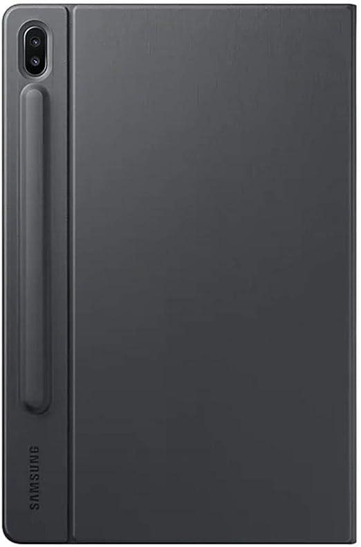 Samsung Book Cover Ef Bt860 Für Galaxy Tab S6 Grau